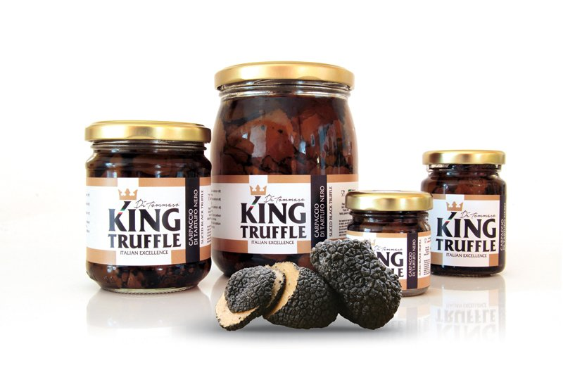 Acquistare 100% Sliced BlackTruffle - King Truffle - Italian Excellence