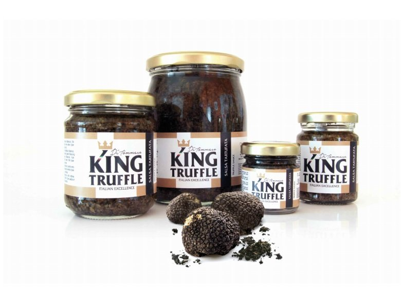 Acquistare Truffle Sauce - King Truffle - Italian Excellence - High Quality Product