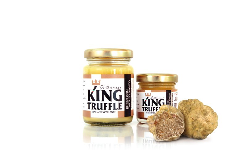 Acquistare Butter with White Truffle - King Truffle - Italian Excellence