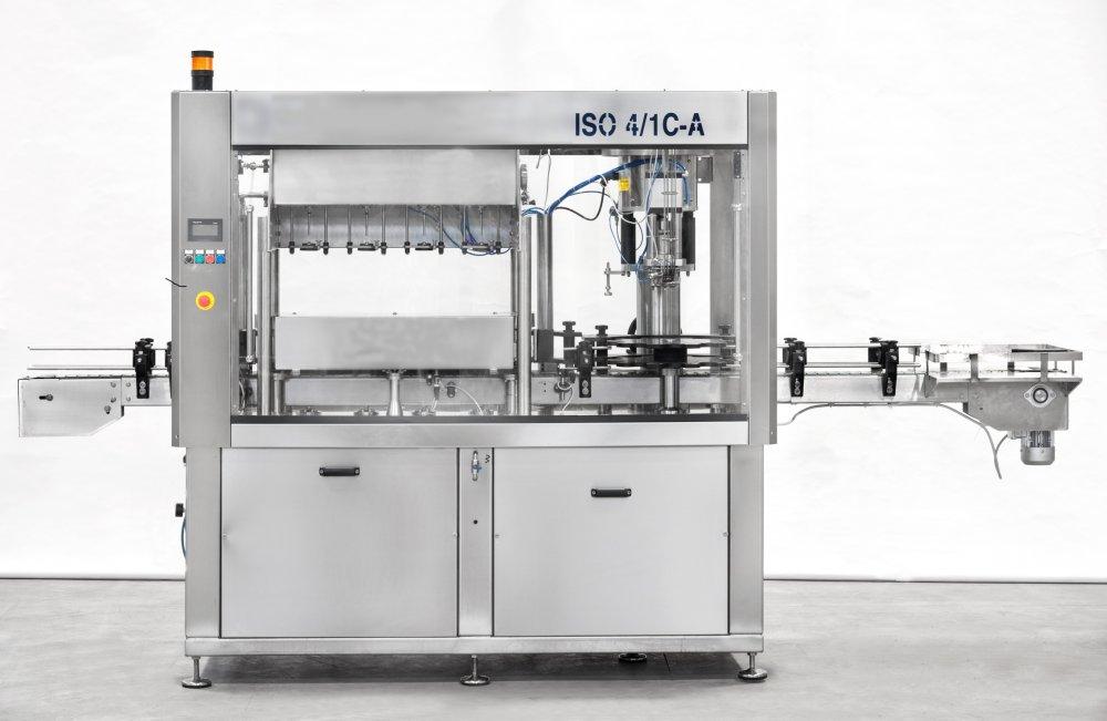 Compro Monoblocco automatico imbottigliamento birra 500 b/h
