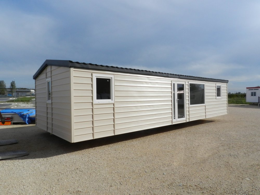 Compro Residential Mobil Homes made in sandwich panels