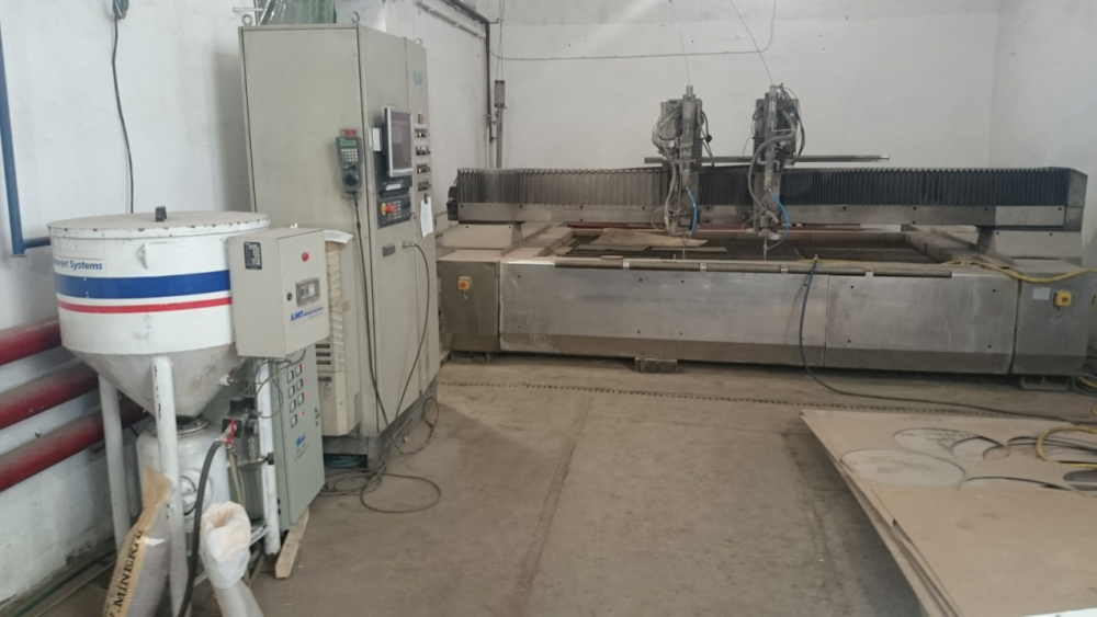 Acquistare Оборудование для гидроструйной резки FLOW T11-2000