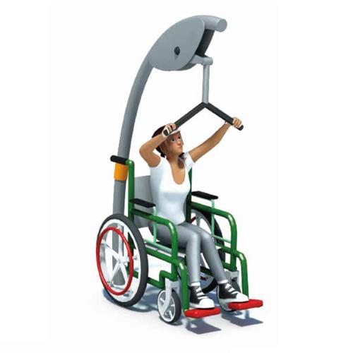 Compro Percorso Fitness per disabili