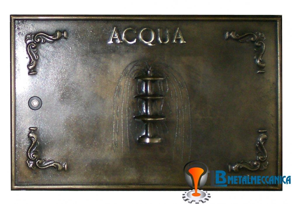 Sportello contatore Acqua 38x25 h cm