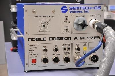 Compro SENSOR'S MOBILE EXHAUST ANALYZER