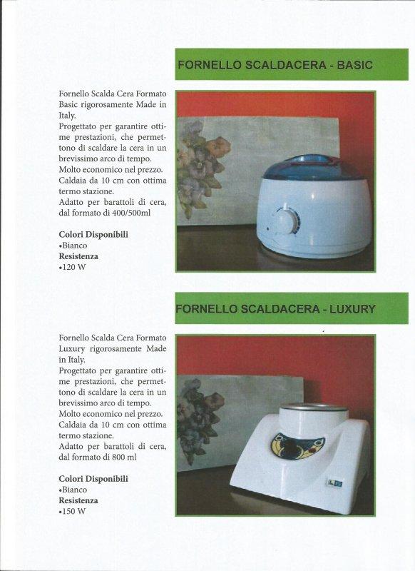 Compro FORNELLO SCALDA CERA (BARATTOLI)