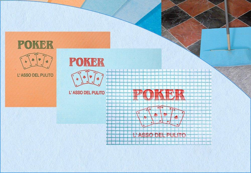 Floor cloth type POKER