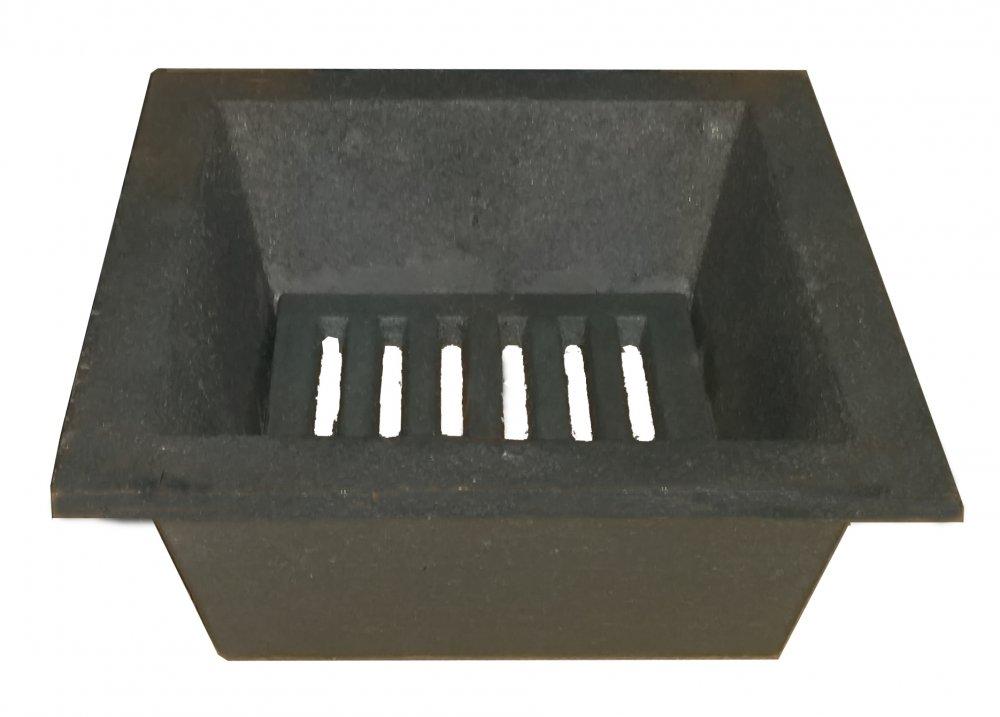 BBQ,Braciere,Grill,Fornacella,murare,Incasso,ghisa LB-FGM280280  28X28 cm