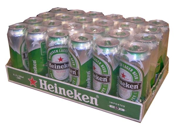 Compro Heineken birra