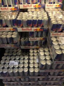 Compro RedBull energia bevande