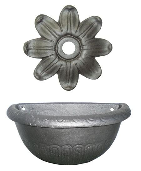 Acquistare Fontana a parete Mod Fiore cod. LB-FVM722