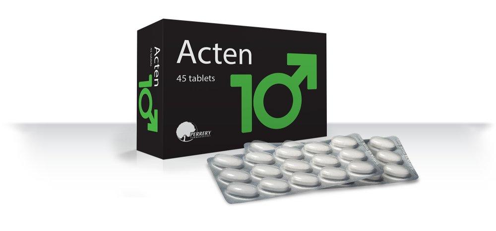 Compro ACTEN №45 tablets