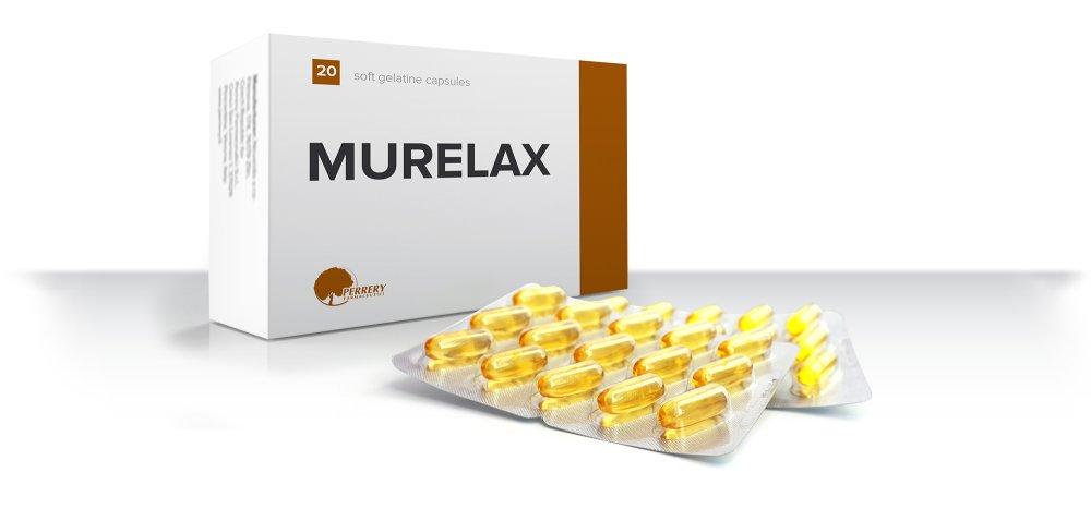 Acquistare MURELAX №20 capsules