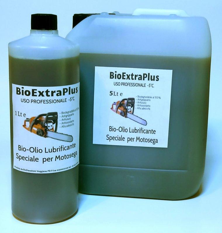 Compro Olio lubrificante per barre catena Motosega 100% ecologico e biodegradabile