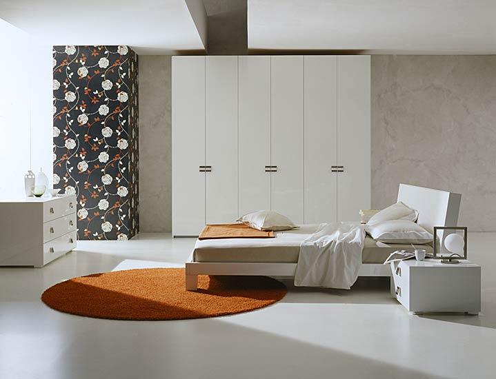 Acquistare Camera da letto Blanca Armadio 6 Ante