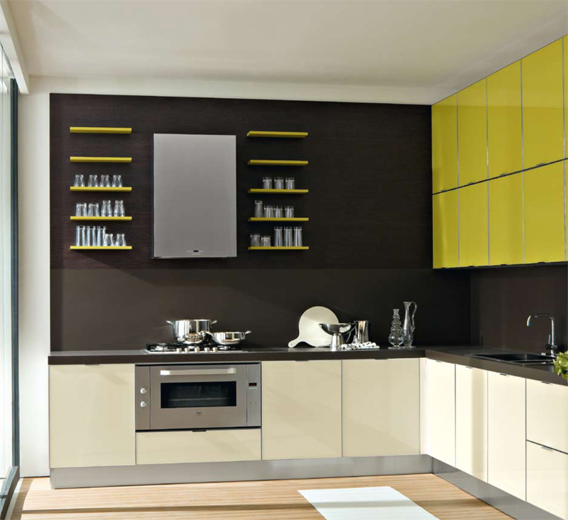Cucine Moderne Noce ~ Idee Creative di Interni e Mobili