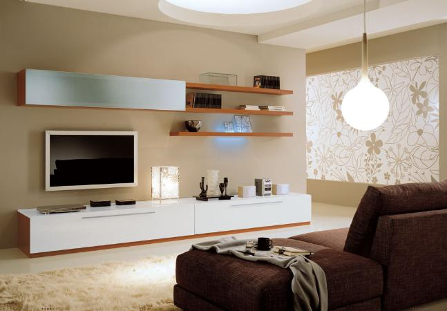 Emejing Colori Da Parete Per Soggiorno Contemporary - Design Trends ...