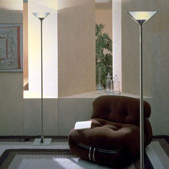 Lampada Papillona Flos.Lampada Da Terra Papillona Flos Nero Rosso Buy In Milano On