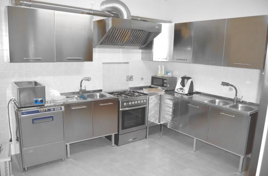 Cucina Professionale In Acciaio Inox Aisi 304 Buy In Rivoli On Italiano