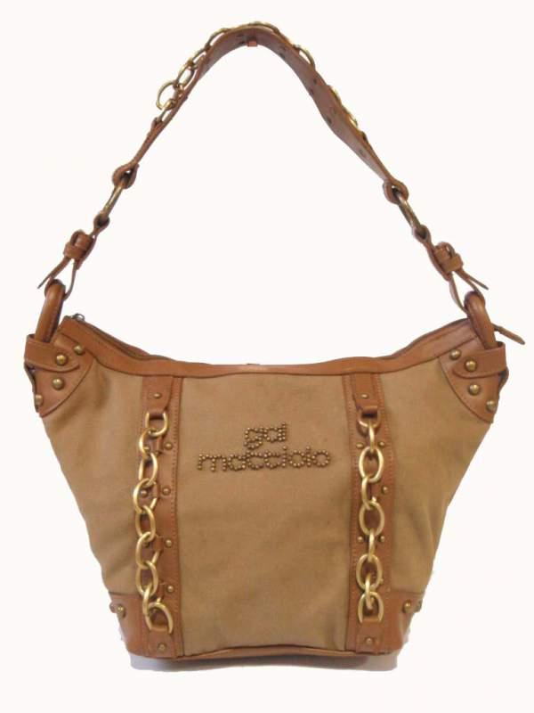 Compro GAI MATTIOLO JEANS bellissima borsetta secchiello da donna