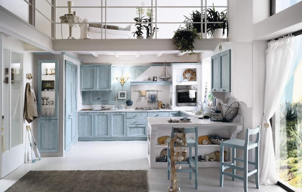 Cucina in muratura stile Country buy in Cison di Valmarino on Italiano