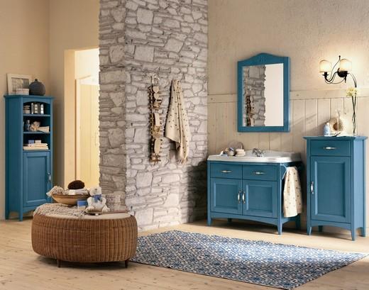 Bagno stile country Arredamento bagno buy in Cison di Valmarino on ...