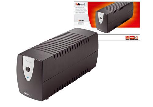 Acquistare UPS TRUST PW-4100T 1000VA