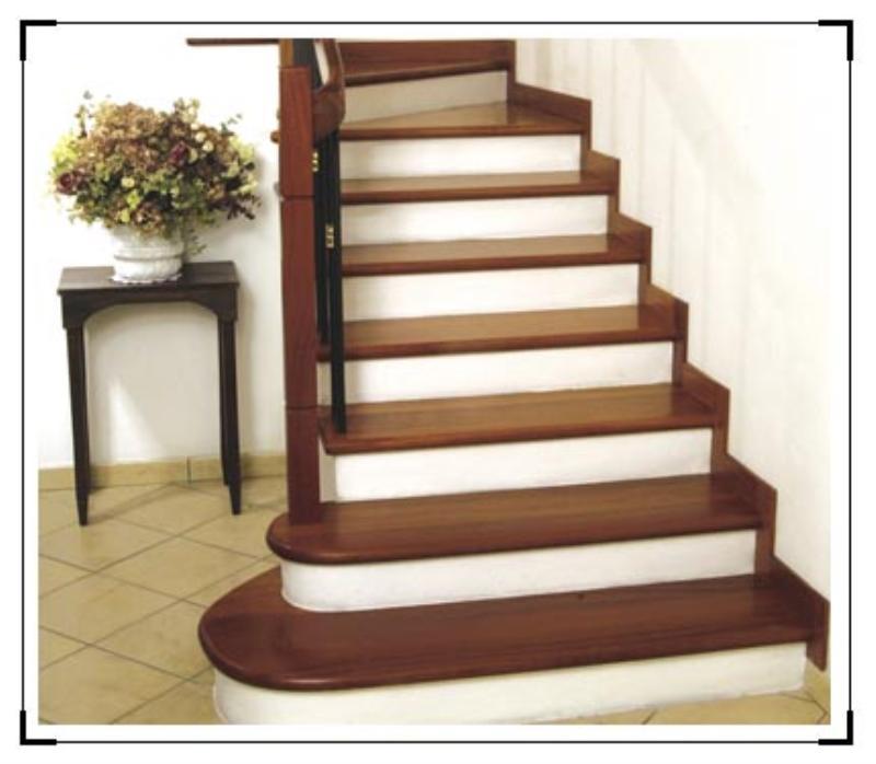 Acquistare Coperture in legno delle scale