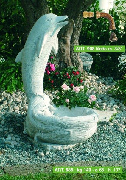 fontanella da giardino in ghisa: fontanelle per giardino arredo ... - Fontanelle Da Giardino Prezzi
