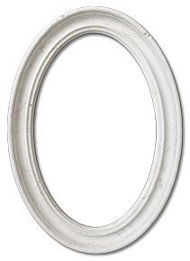 Acquistare Cornice specchio in biancone