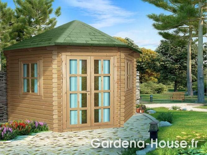Casetta da giardino in legno massello, napoli — comprare casetta ...
