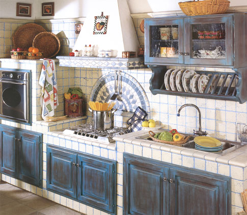Cucine Muratura Moderne Immagini