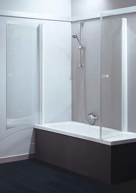 parete vetro vasca da bagno casa immobiliare accessori box vasca da bagno