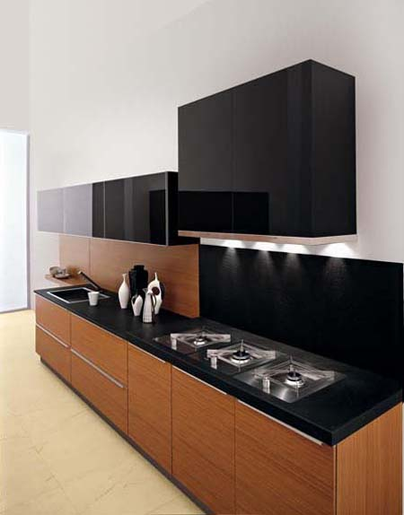 Cucina moderna Seta