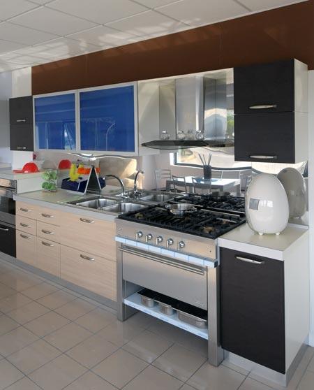 Cucina moderna Brio