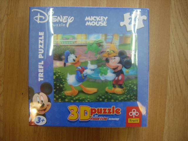 Acquistare PUZZLE 3 D MICKEY MOUSE