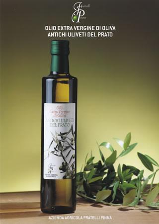 Compro Olio Extravergine di Oliva Antichi Uliveti del Prato