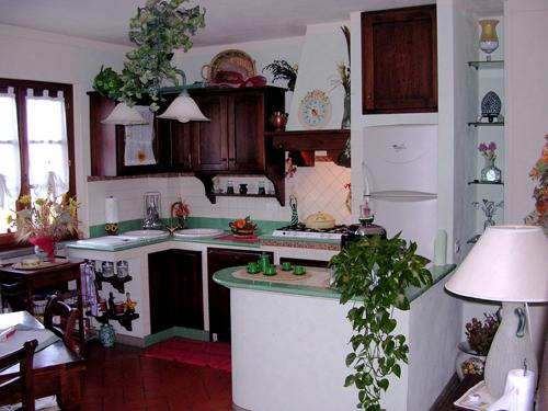 Cucine a muro country rustiche   mobili provenzali vendita on line ...