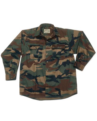 Acquistare 1500Woodland Camicia manica lunga (1500W)