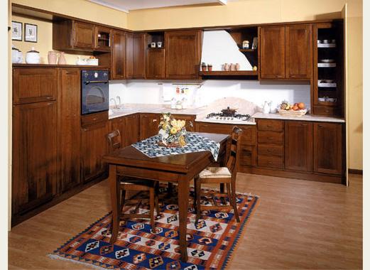 Cucina Mod. Antiqua in noce nazionale buy in Cerea on Italiano