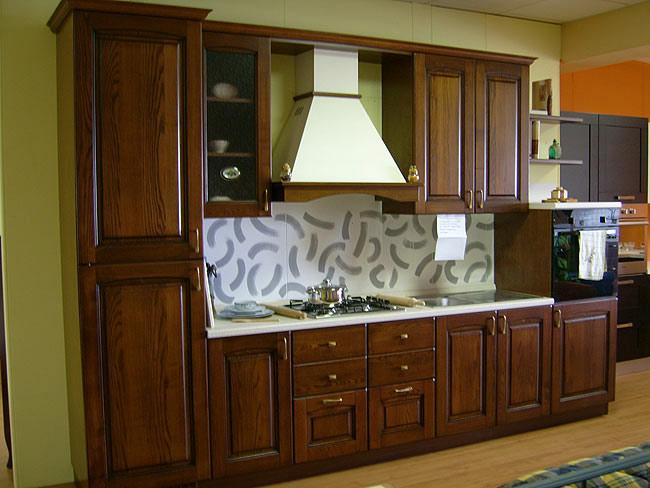 Cucina in legno frassino buy in Troina on Italiano