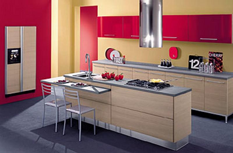 cucina in rovere moderna comprare cucina in rovere moderna