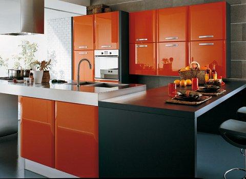 Acquistare Cucina stile moderno laccato lucido