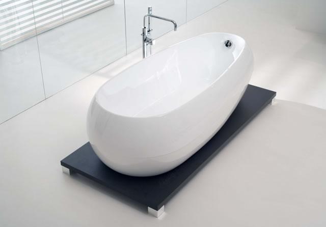 Vasche Da Bagno Semplici Prezzi : Vasca da bagno in marmo ricomposto design moderno e raffinato