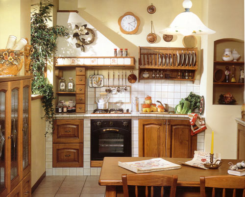 ... Cucina in Muratura, da Mobili Gargano, Azienda. Mobili da cucina su