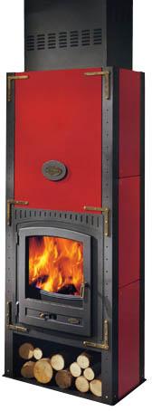 Acquistare Caminetto a legna da inserto godin modello 680105