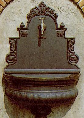 Acquistare Fontana a muro Palestrina