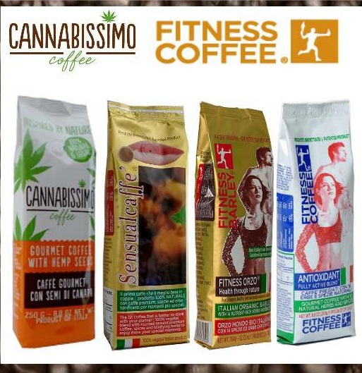 Acquistare Fitness Coffee, Tea and Barley. Italian Innovative Hot Beverages