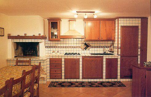 cucine a muro foto cucine in muratura habitage cucine ...