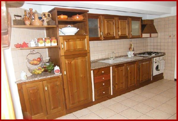 Cucina Rustica Mod. A buy in Orani on Italiano